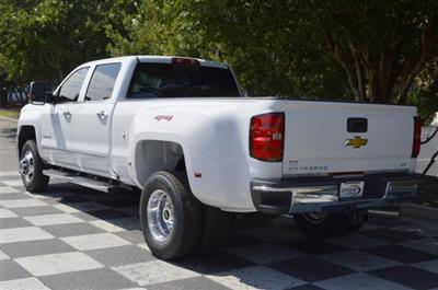 2019 Silverado 3500 Crew Cab 4x4,  Pickup #U1036 - photo 5