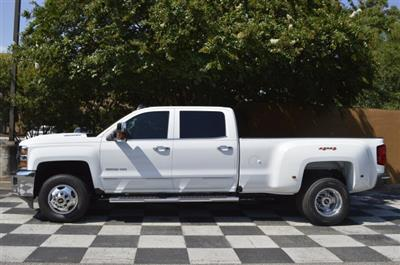 2019 Silverado 3500 Crew Cab 4x4,  Pickup #U1036 - photo 7
