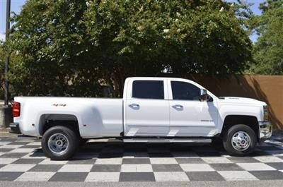 2019 Silverado 3500 Crew Cab 4x4,  Pickup #U1036 - photo 8