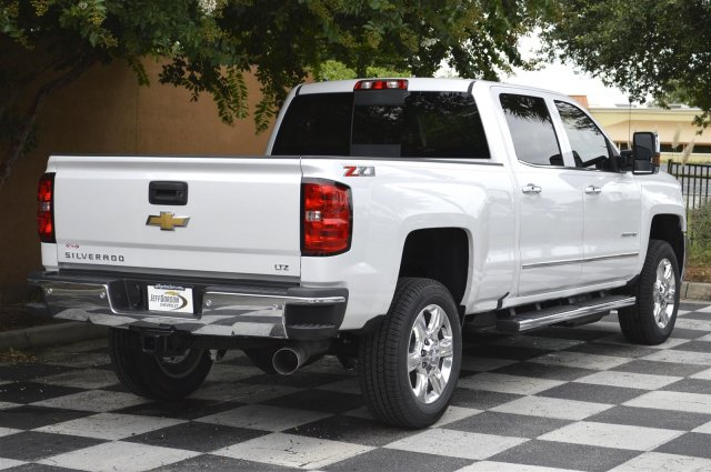 2019 Silverado 2500 Crew Cab 4x4,  Pickup #U1048 - photo 2