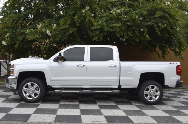 2019 Silverado 2500 Crew Cab 4x4,  Pickup #U1048 - photo 7