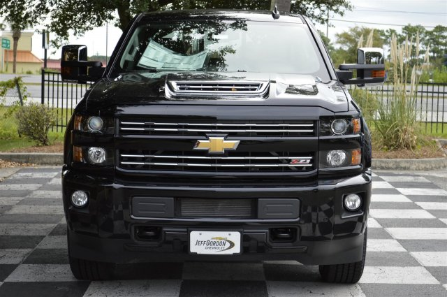 2019 Silverado 2500 Crew Cab 4x4,  Pickup #U1051 - photo 4