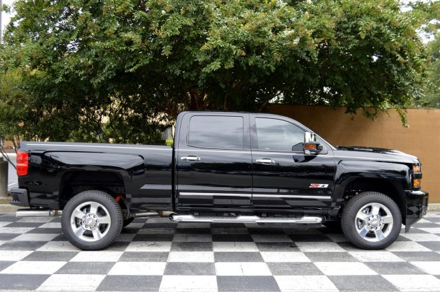 2019 Silverado 2500 Crew Cab 4x4,  Pickup #U1051 - photo 8