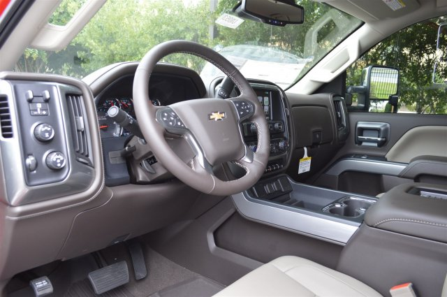 2019 Silverado 2500 Crew Cab 4x4,  Pickup #U1053 - photo 10