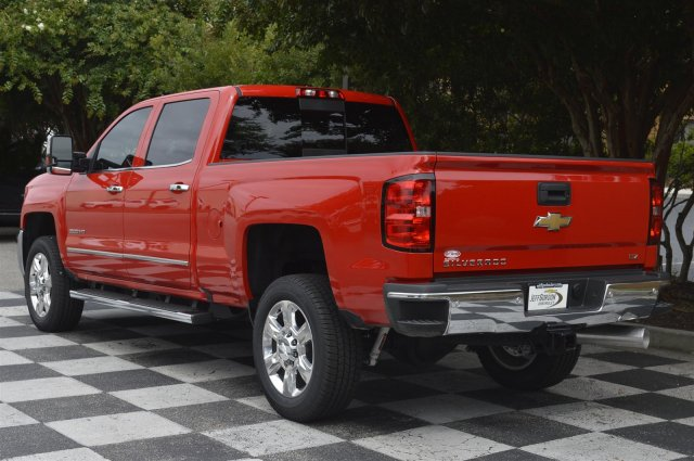2019 Silverado 2500 Crew Cab 4x4,  Pickup #U1053 - photo 5