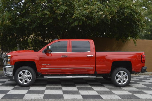 2019 Silverado 2500 Crew Cab 4x4,  Pickup #U1053 - photo 7