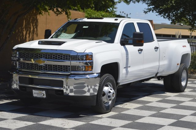 2019 Silverado 3500 Crew Cab 4x4,  Pickup #U1067 - photo 3