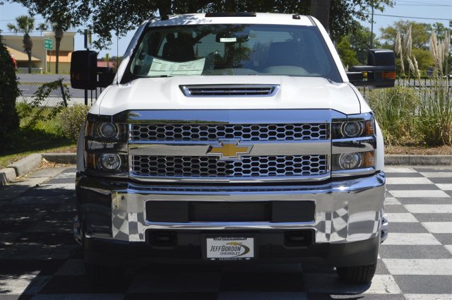 2019 Silverado 3500 Crew Cab 4x4,  Pickup #U1067 - photo 5