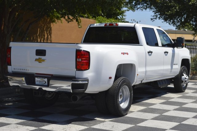 2019 Silverado 3500 Crew Cab 4x4,  Pickup #U1067 - photo 2