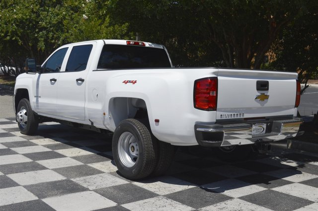 2019 Silverado 3500 Crew Cab 4x4,  Pickup #U1067 - photo 4