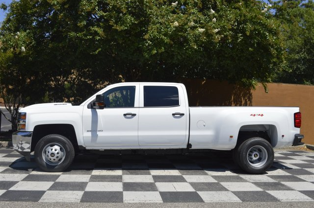 2019 Silverado 3500 Crew Cab 4x4,  Pickup #U1067 - photo 7