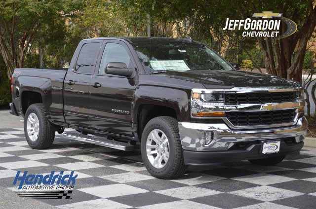 2019 Silverado 1500 Double Cab 4x4,  Pickup #U1141 - photo 1
