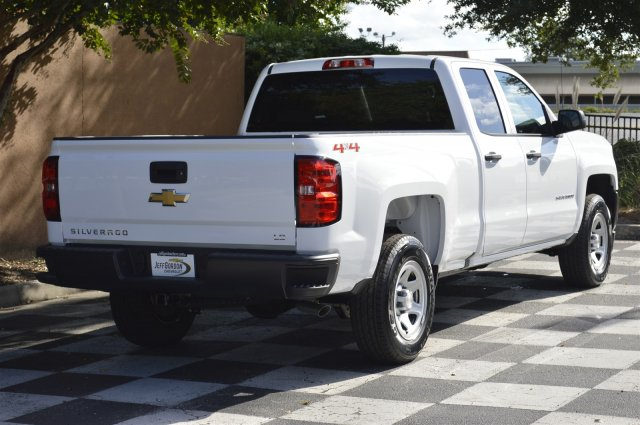 2019 Silverado 1500 Double Cab 4x4,  Pickup #U1148 - photo 2