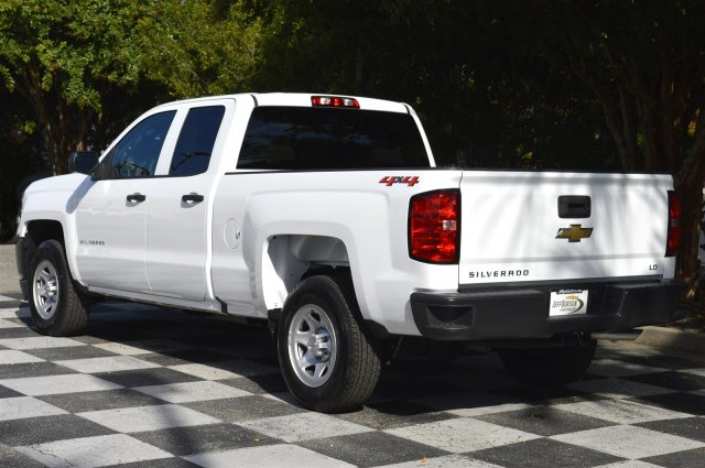 2019 Silverado 1500 Double Cab 4x4,  Pickup #U1148 - photo 5