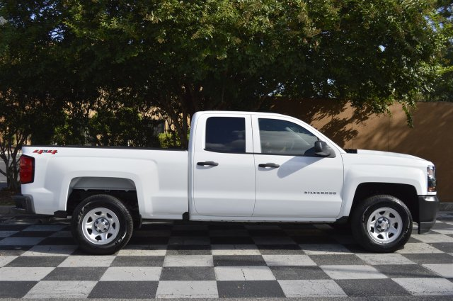 2019 Silverado 1500 Double Cab 4x4,  Pickup #U1148 - photo 8