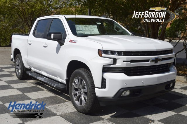 2019 Silverado 1500 Crew Cab 4x4,  Pickup #U1163 - photo 1