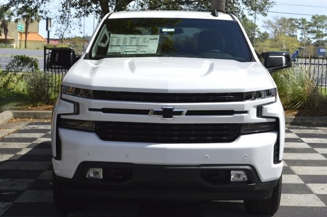2019 Silverado 1500 Crew Cab 4x4,  Pickup #U1163 - photo 4
