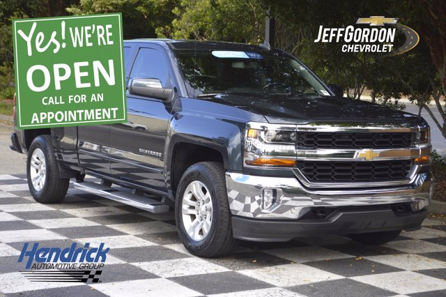 2019 Silverado 1500 Double Cab 4x4,  Pickup #U1167 - photo 1