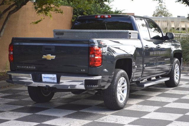 2019 Chevrolet Silverado 1500 Double Cab 4x4, Pickup #XH28833B - photo 1