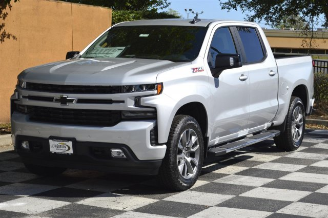 2019 Silverado 1500 Crew Cab 4x4,  Pickup #U1176 - photo 3