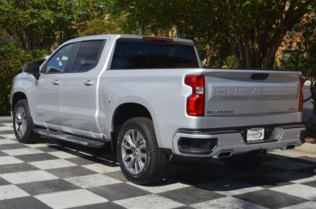 2019 Silverado 1500 Crew Cab 4x4,  Pickup #U1176 - photo 5
