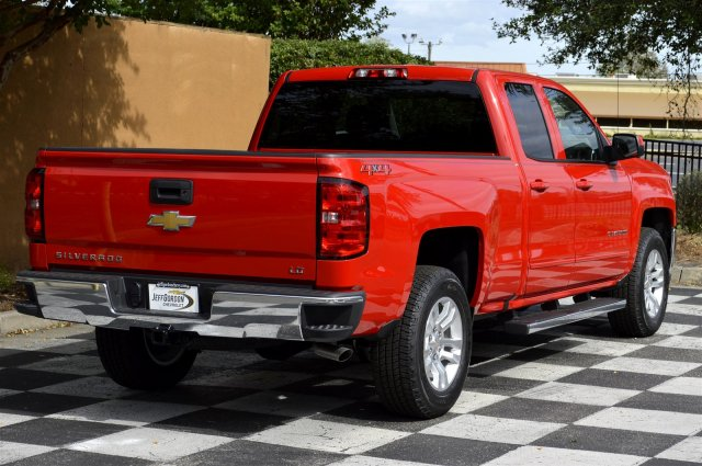 2019 Silverado 1500 Double Cab 4x4,  Pickup #U1186 - photo 1