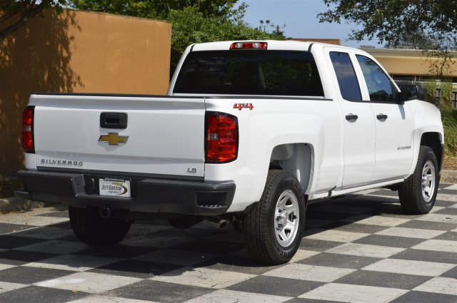 2019 Silverado 1500 Double Cab 4x4,  Pickup #U1188 - photo 1