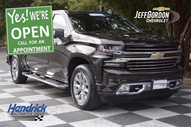 2019 Silverado 1500 Crew Cab 4x4,  Pickup #U1192 - photo 1