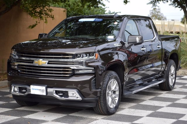 2019 Silverado 1500 Crew Cab 4x4,  Pickup #U1192 - photo 4