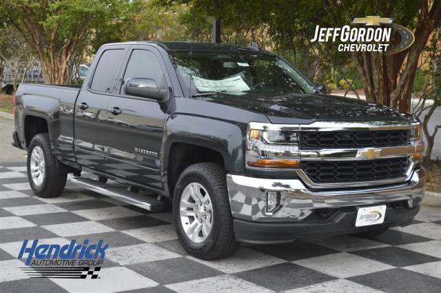 2019 Silverado 1500 Double Cab 4x4,  Pickup #U1238 - photo 1