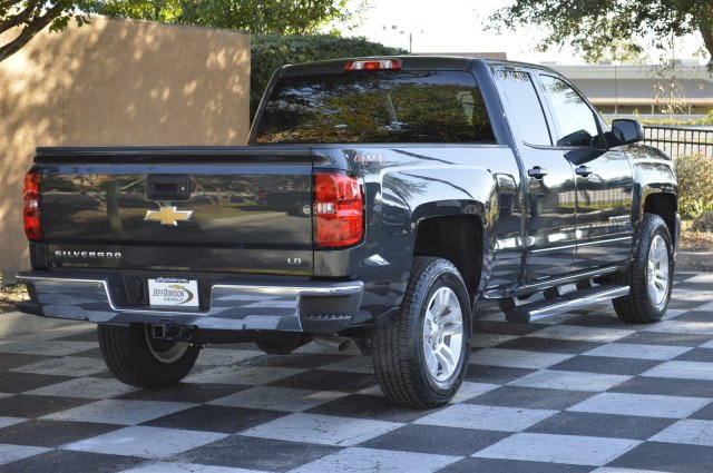 2019 Silverado 1500 Double Cab 4x4,  Pickup #U1242 - photo 2