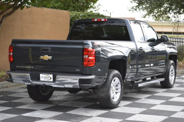 2019 Silverado 1500 Double Cab 4x4,  Pickup #U1277 - photo 2