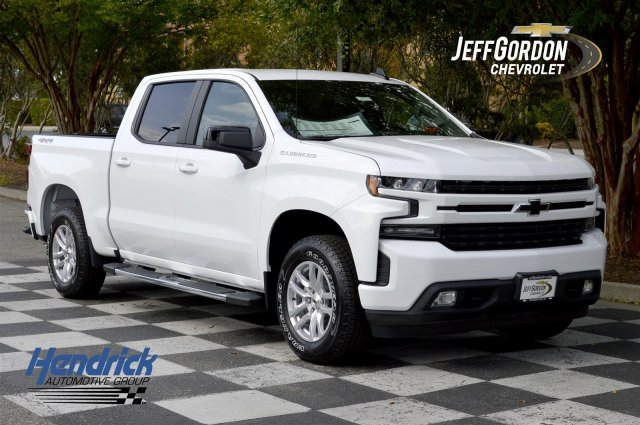 2019 Silverado 1500 Crew Cab 4x4,  Pickup #U1279 - photo 1