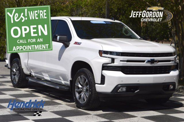2019 Silverado 1500 Crew Cab 4x4,  Pickup #U1280 - photo 1