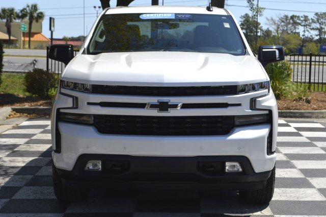 2019 Silverado 1500 Crew Cab 4x4,  Pickup #U1280 - photo 2