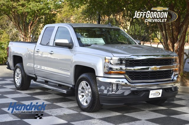 2019 Silverado 1500 Double Cab 4x4,  Pickup #U1282 - photo 1