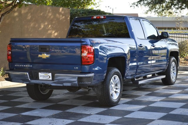 2019 Silverado 1500 Double Cab 4x4,  Pickup #U1284 - photo 2