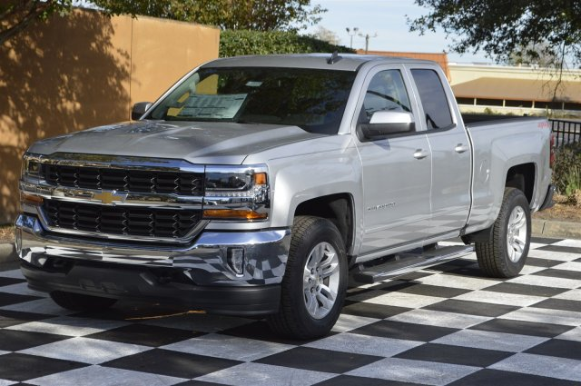 2019 Silverado 1500 Double Cab 4x4,  Pickup #U1325 - photo 3