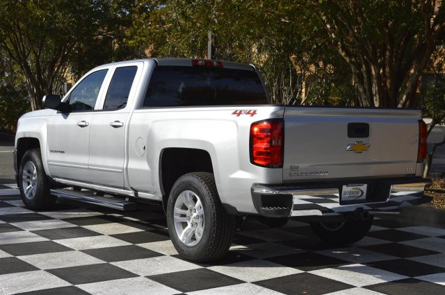 2019 Silverado 1500 Double Cab 4x4,  Pickup #U1325 - photo 5