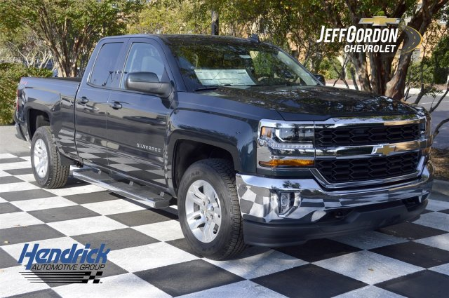 2019 Silverado 1500 Double Cab 4x4,  Pickup #U1328 - photo 1