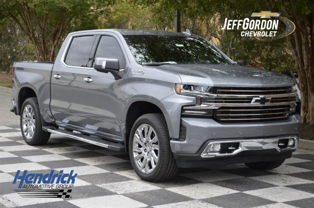 2019 Silverado 1500 Crew Cab 4x4,  Pickup #U1402 - photo 1