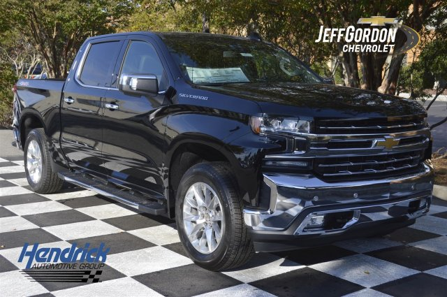 2019 Silverado 1500 Crew Cab 4x4,  Pickup #U1444 - photo 1