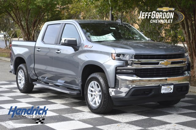 2019 Silverado 1500 Crew Cab 4x4,  Pickup #U1480 - photo 1