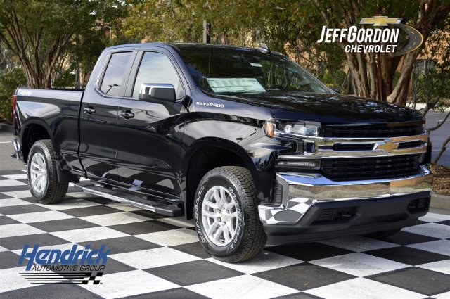2019 Silverado 1500 Double Cab 4x4,  Pickup #U1492 - photo 1