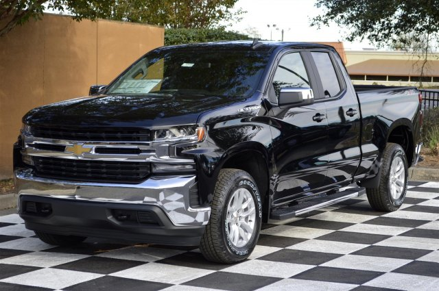 2019 Silverado 1500 Double Cab 4x4,  Pickup #U1492 - photo 3