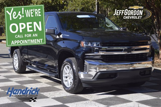 2019 Silverado 1500 Double Cab 4x4,  Pickup #U1500 - photo 1