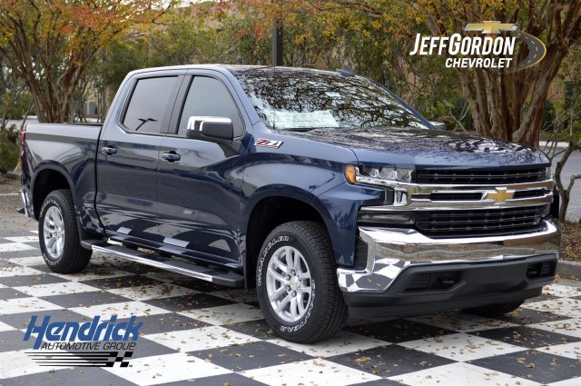 2019 Silverado 1500 Crew Cab 4x4,  Pickup #U1595 - photo 1