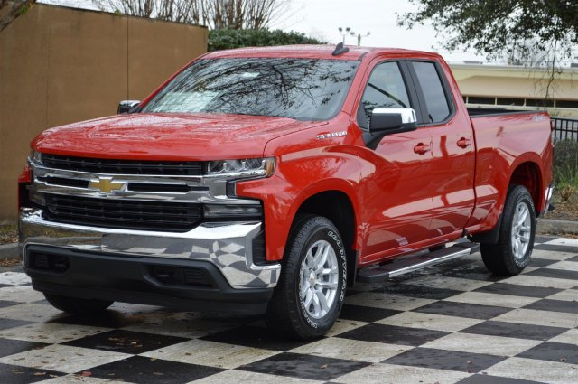 2019 Silverado 1500 Double Cab 4x4,  Pickup #U1602 - photo 3