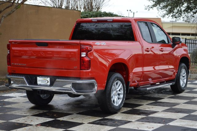 2019 Silverado 1500 Double Cab 4x4,  Pickup #U1602 - photo 2