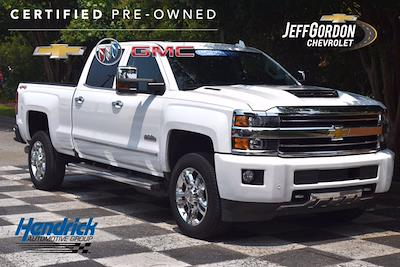 2019 Silverado 2500 Crew Cab 4x4,  Pickup #U1623 - photo 1